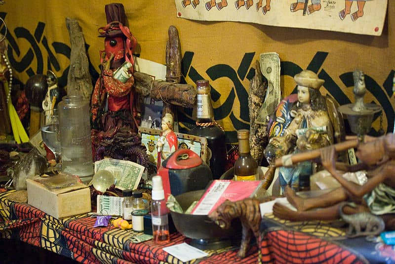 Marabout Traditionnel